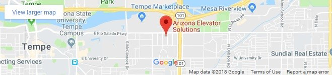 Arizona Elevator Solutions - Google Maps